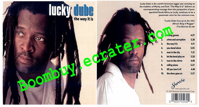 Lucky Dube: The Way It Is