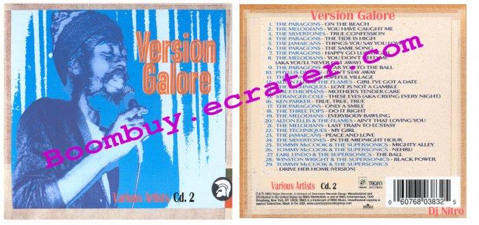 U-Roy: Version Gallore Cd.2