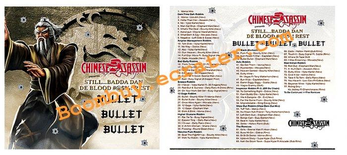 Chinese Assassin: Bullet Bullet...