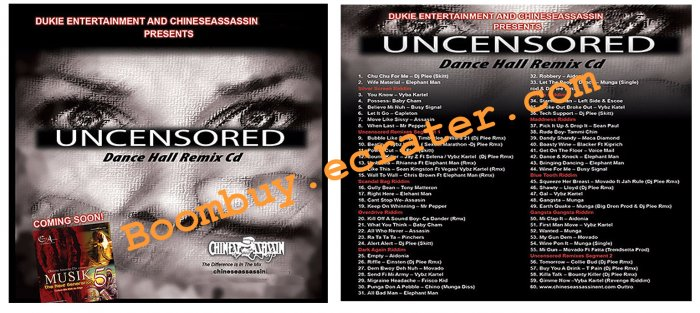 Chinese Assassin: Uncensored