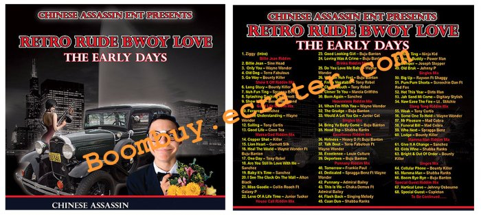 Chinese Assassin: Retro Rude Bwoy Love ( The Early Dayz )