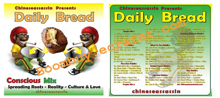 Chinese Assassin: Daily Bread