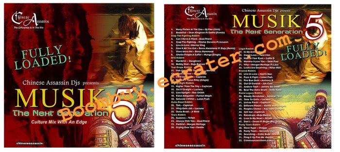 Chinese Assassin: Muzik Vol. 5