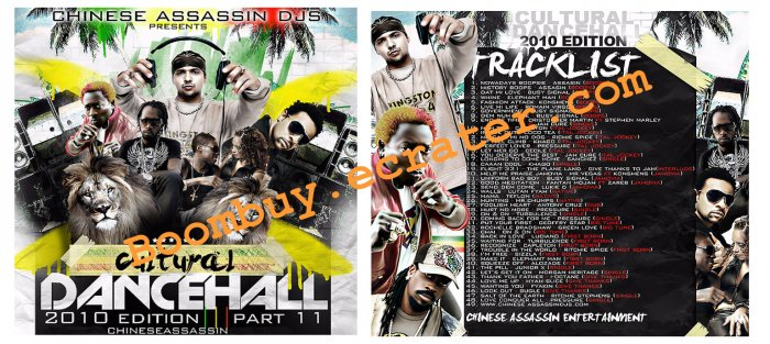 Chinese Assassin: Cultural Dancehall Pt.2