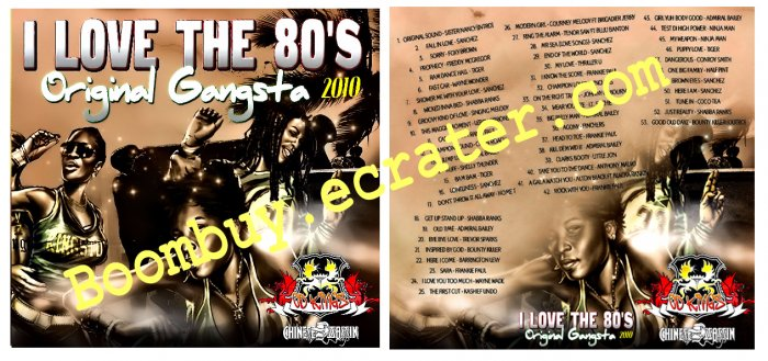 Chinese Assassin: I Love The 80's ( 2010 Mix }