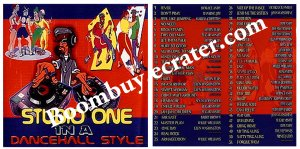 Studio One: In A Dancehall Style
