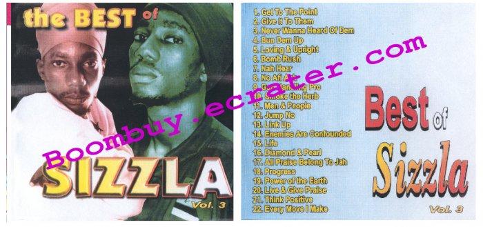 Dj Nitro: The Best Of Sizzla Pt.3