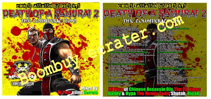 Chinese Assassin: Death Of A Samurai 2