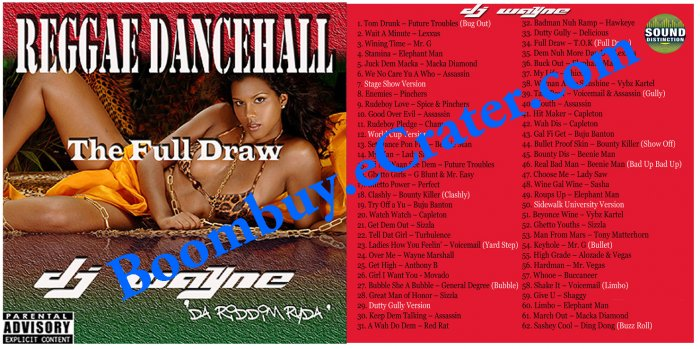 Dj Wayne: Full Draw