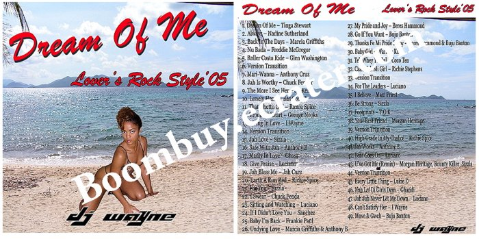 Dj Wayne: Dream of Me