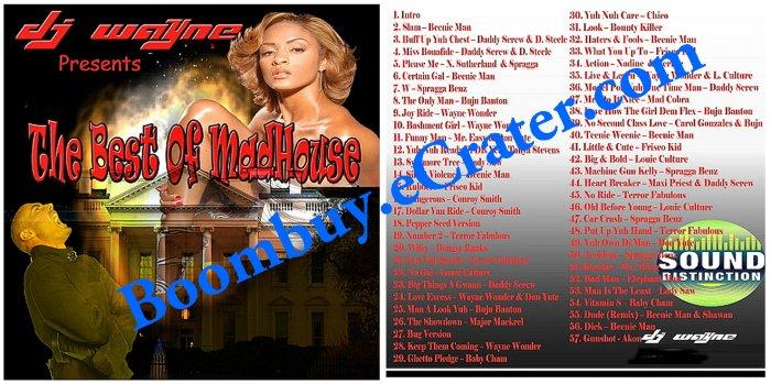Dj Wayne:The Best Of Madhouse