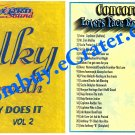 Concord Sound: Silky Smooth Vol. 2 ( Easy Does It )