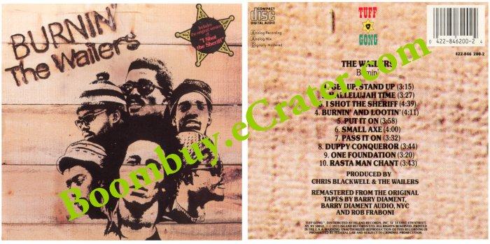 Bob Marley: Burnin