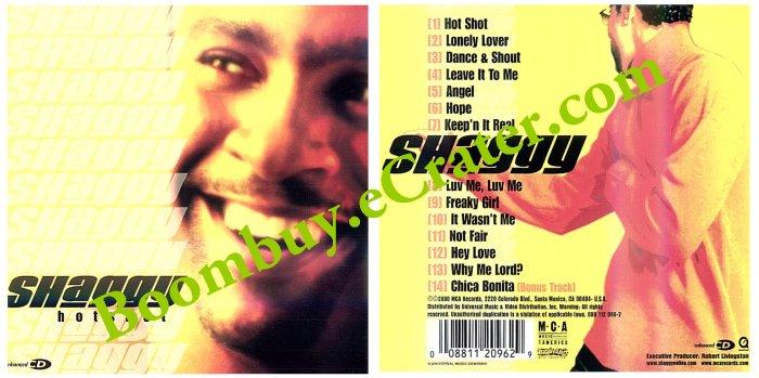 Shaggy: Hot Shot