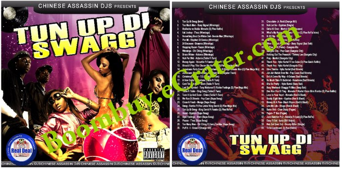 Chinese Assassin: Turn Up Di Swagg ******2010