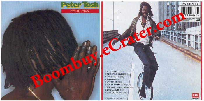 Peter Tosh: Mystic Man