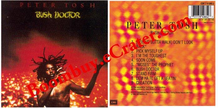 Peter Tosh: Bush Doctor