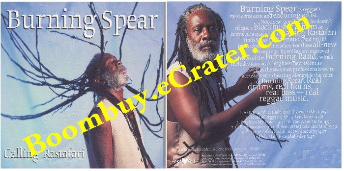 Burning Spear: Calling Rastafari