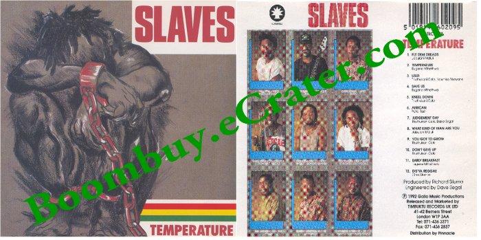 Lucky Dube: Slaves ( very rare album )