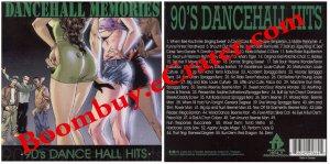 Various Artists: Dancehall Memories 90's Hits