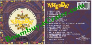 Various Artists: Yesterday Vol, 1