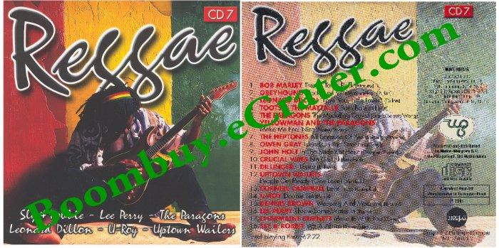 Various Artists: Reggae Cd 7