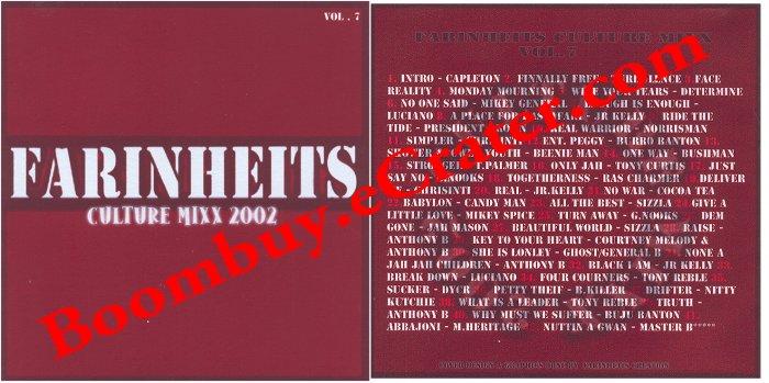 Farinheit Creations: Culture Vol. 7