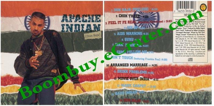 Apache Indian: Don Raja