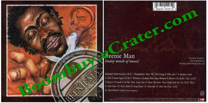 Beenie Man: Many Moods Of Moses
