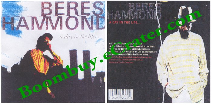 Beres Hammond: A Day In Life