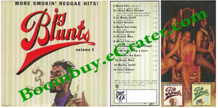 Various Artists: Big Blunts Vol. 3