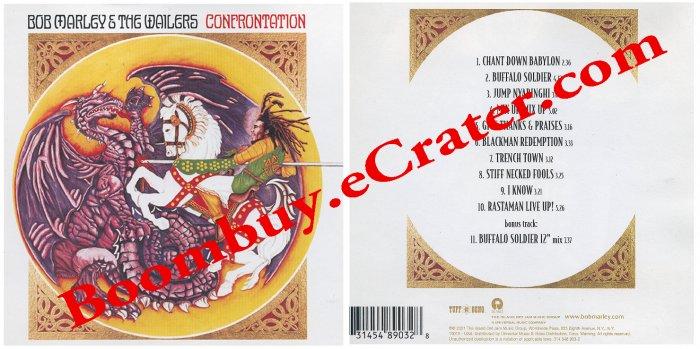 Bob Marley: Confrontation