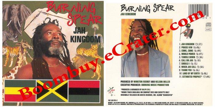 Burning Spear: Jah Kingdom