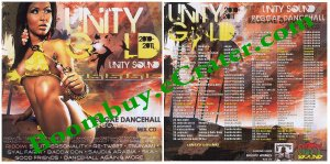 Unity Sound System: Unity GOLD 2010-2011..............(Comes with Artwork and songlist)