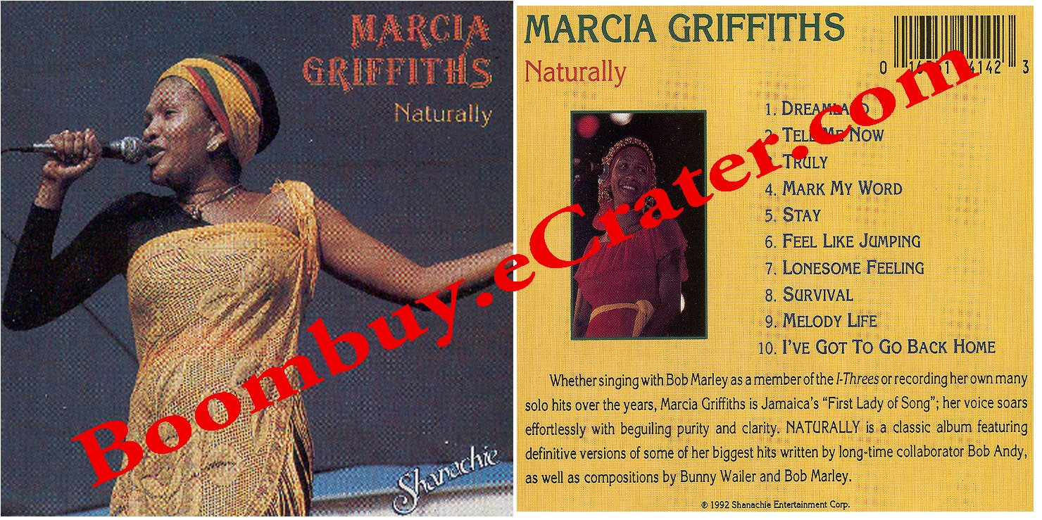 Marcia Griffiths: Naturally