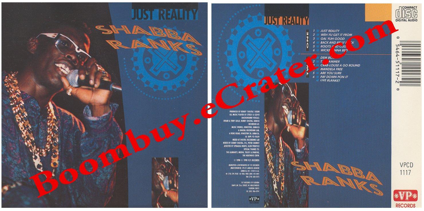 Shabba Ranks: Just Reality