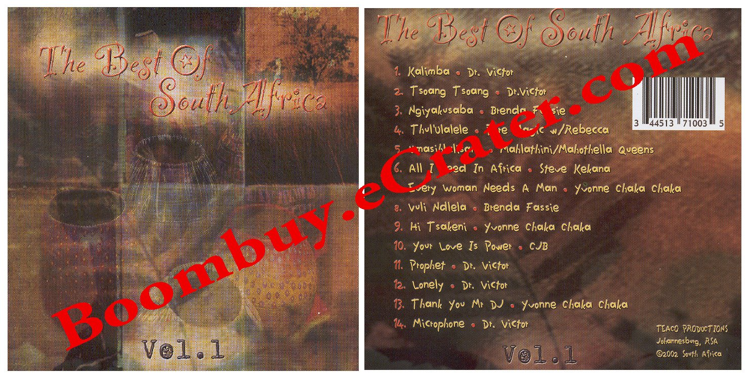 Various Artists: The Best Of South Africa Vol. 1