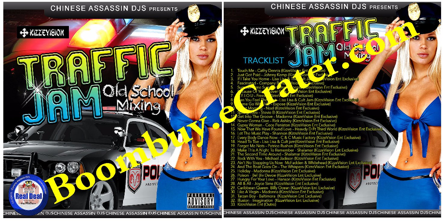 Chinese Assassin: ****Traffic Jam (***2011 Release )
