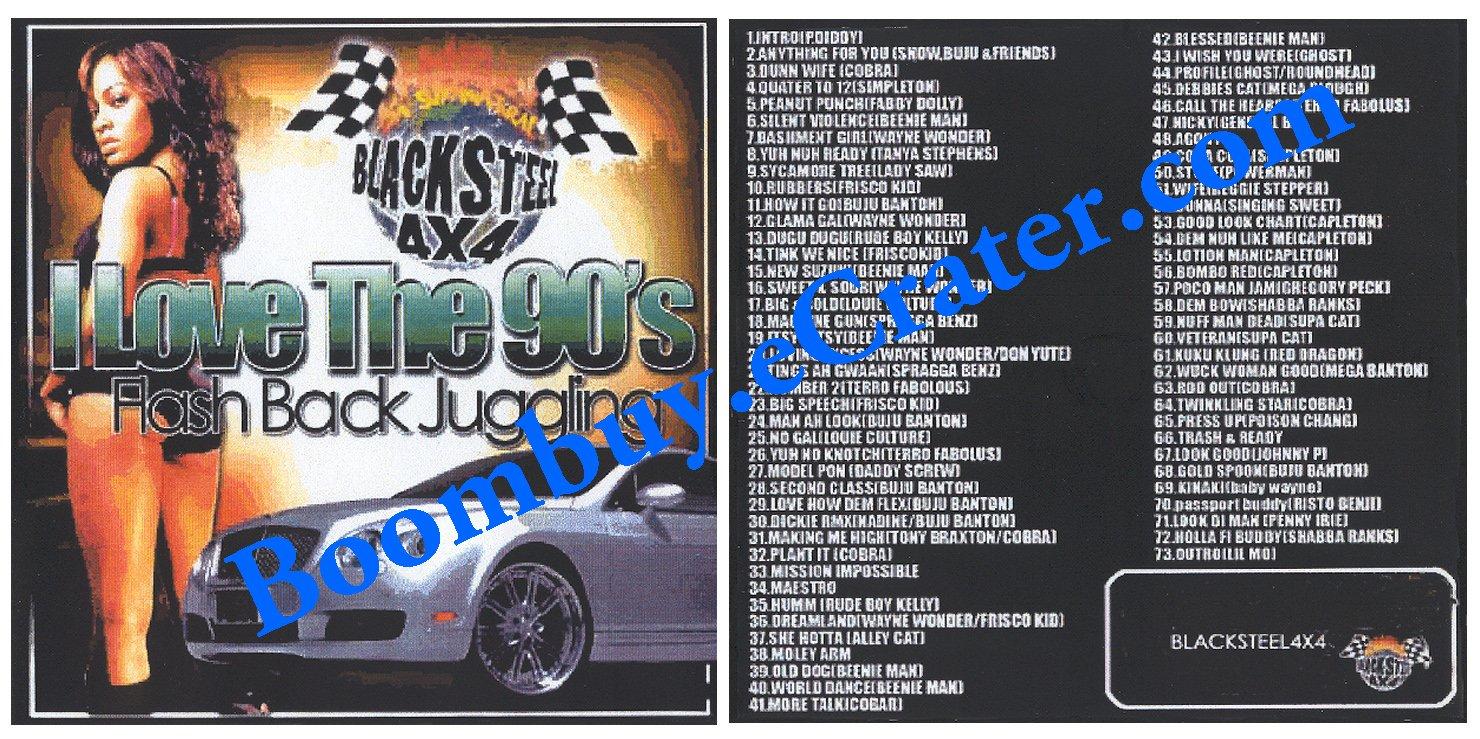 Black Steel 4X4: I Love The 90's