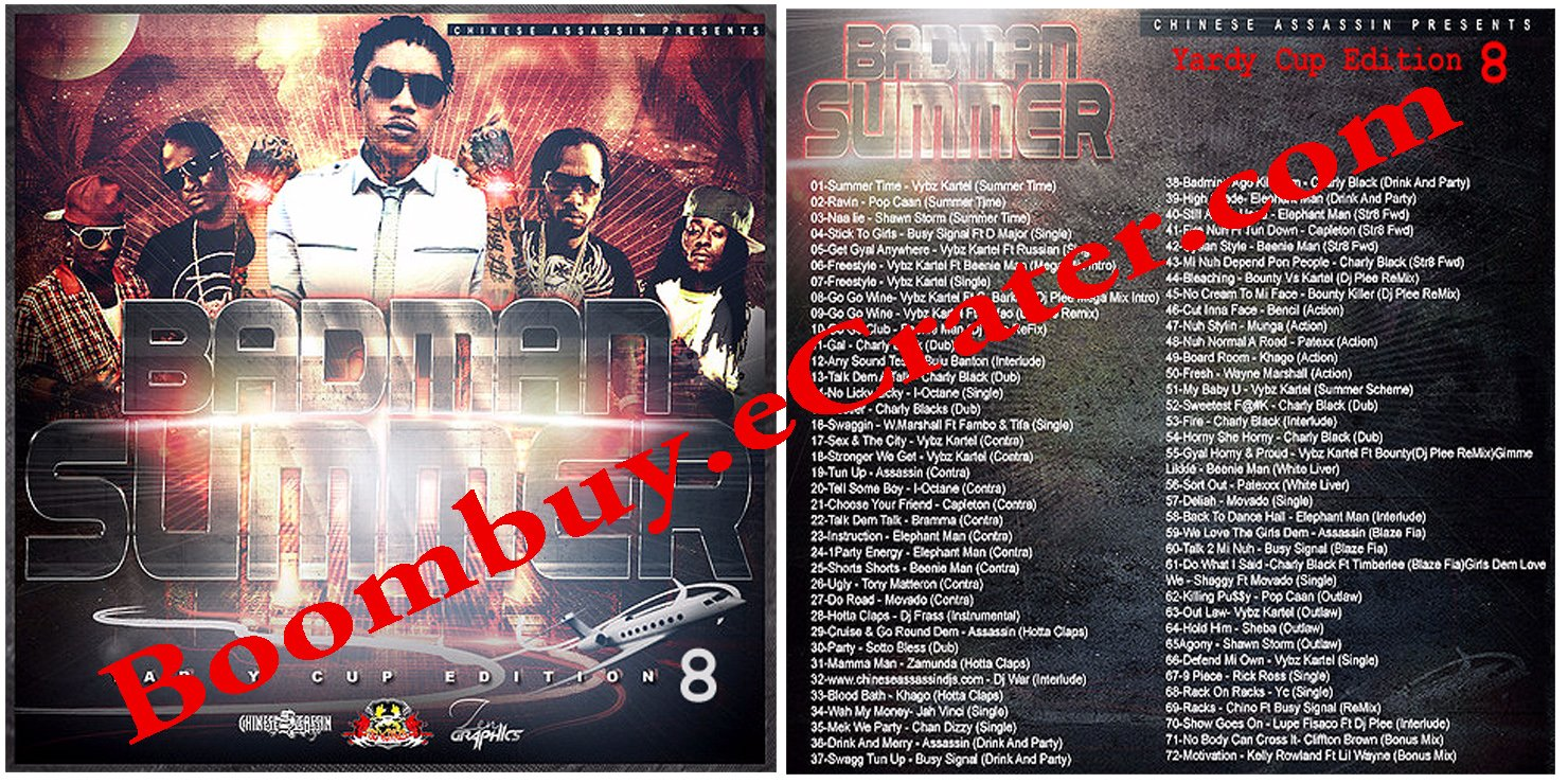 Chinese Assassin: **** Yardy Cup 8 ( Badman Summer )