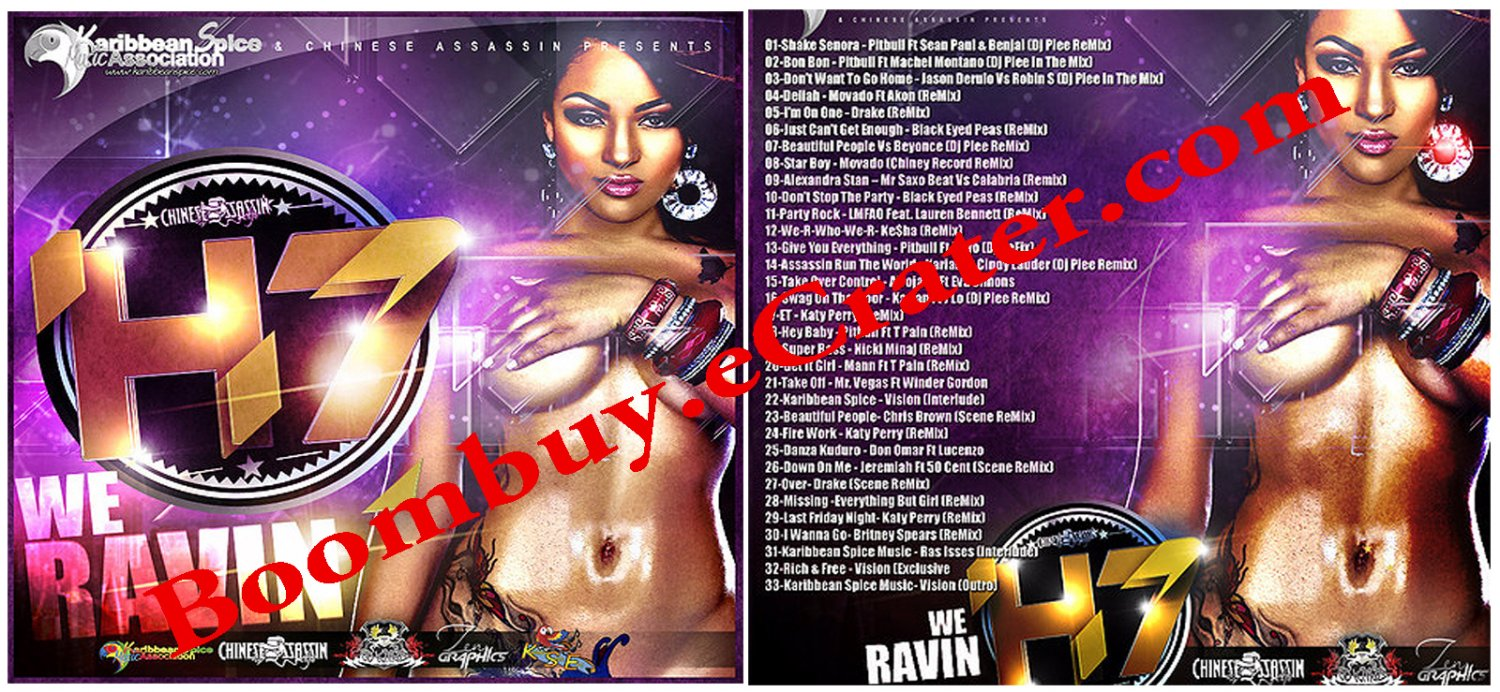 Chinese Assasin: ***H7 We Are Ravin (2011)