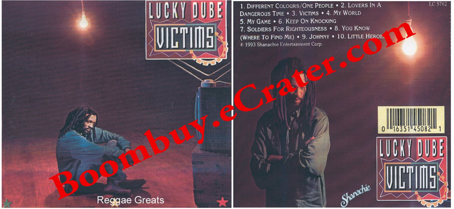 Lucky Dube: Victim