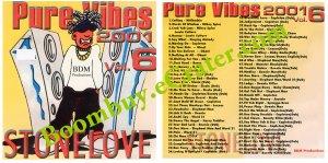 Pure Vibes: Stone Love 2001 Vol.6