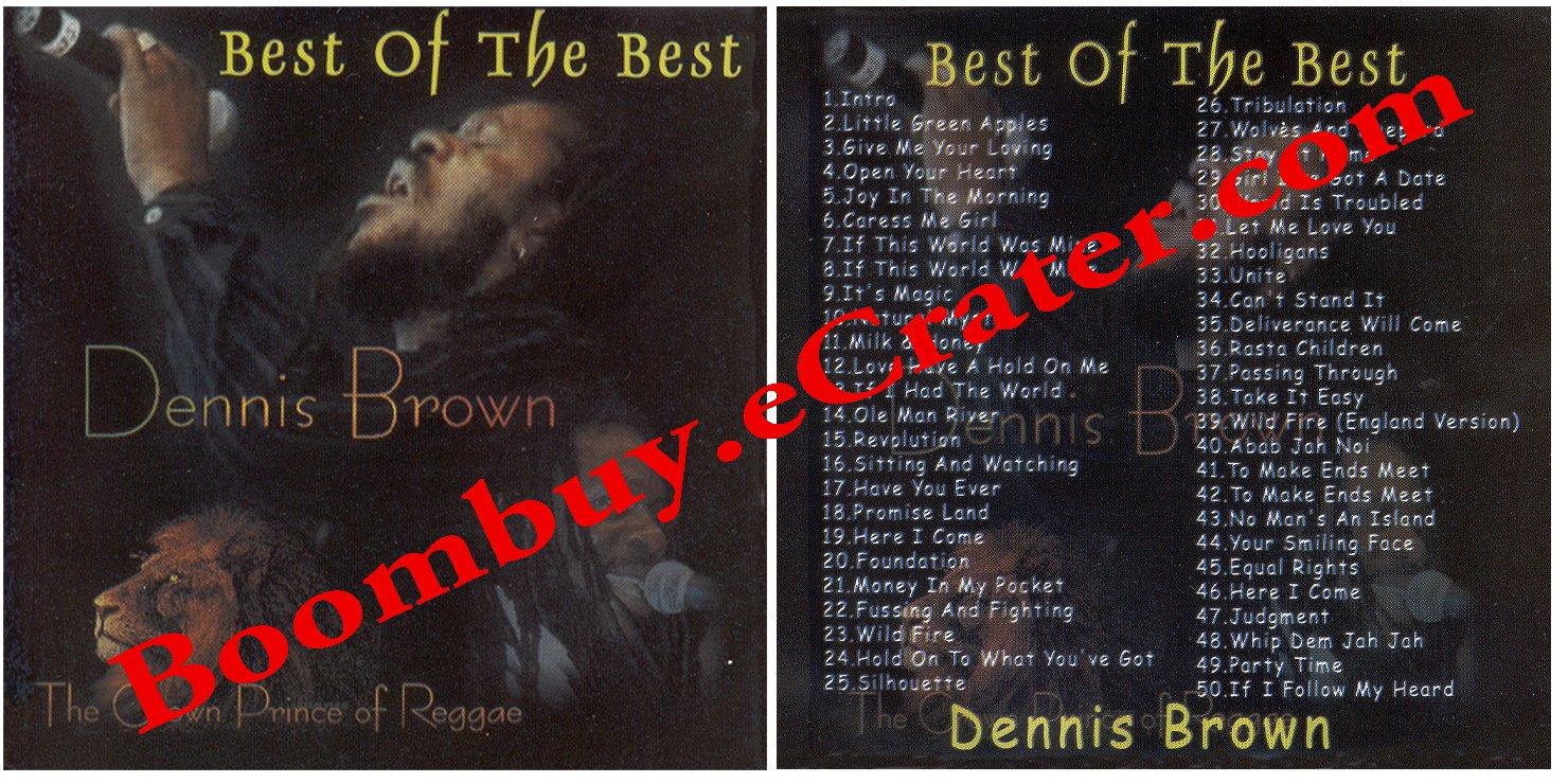 Dennis Brown: The Best Of The Best Of Dennis Brown