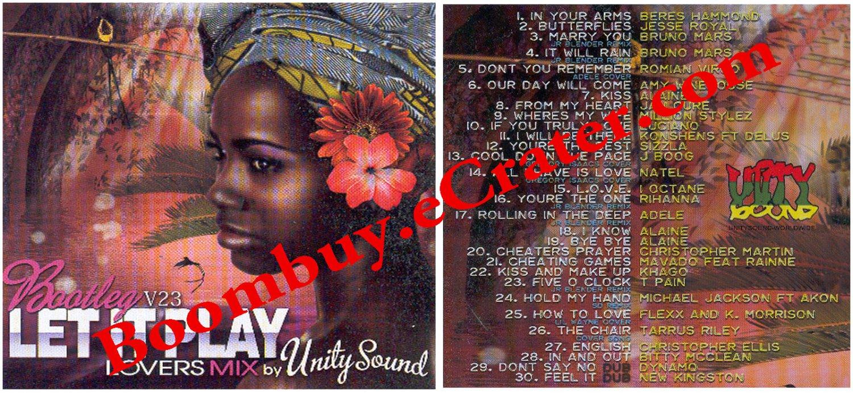Unity Sound System:  Bootleg Series V.23