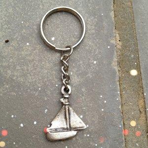 Sailor Keychain