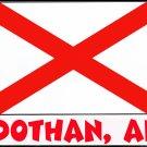Dothan Alabama Souvenir Tote Bag