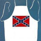 Confederate Rebel Flag Apron