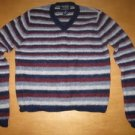Womens AMERICAN EAGLE Striped Wool Sweater Small S