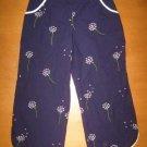 Girls GYMBOREE DANDILION WISHES Capri Pants 8